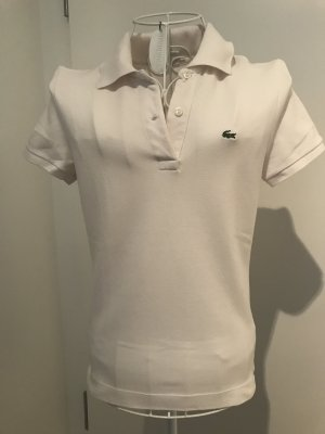 Lacoste Camisa blanco