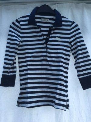 Poloshirt mit 3/4 Arm in Größe S Abercrombie & Fitch