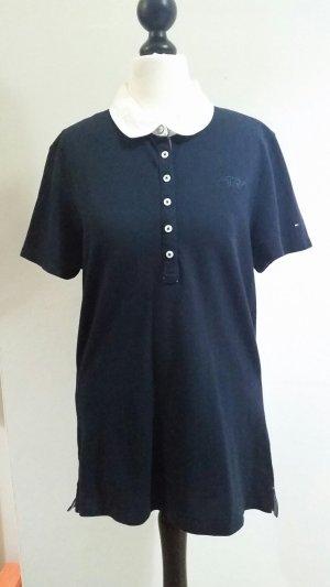 Poloshirt mit schickem Kragen, Tommy Hilfiger, Gr. XL