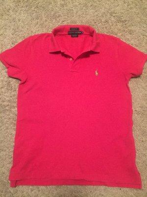 Poloshirt pink Ralph Lauren Classic fit