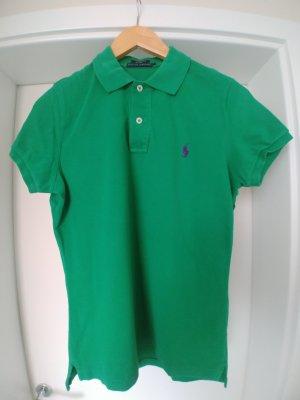Ralph Lauren Polo shirt bos Groen