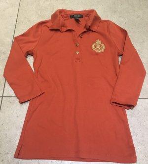Ralph Lauren Polo Shirt orange-gold-colored