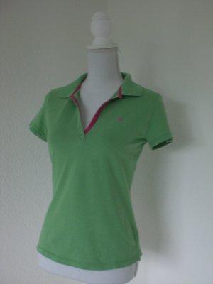 Poloshirt Ralph Lauren grün - pink
