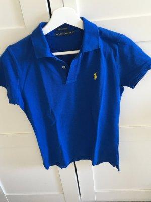 Poloshirt Ralph Lauren in blau