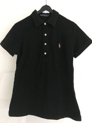 Poloshirt RALPH LAUREN schwarz