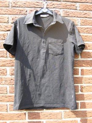 Poloshirt schwarz von WE, Größe M