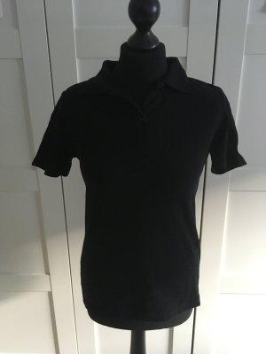 Poloshirt Stedman, schwarz