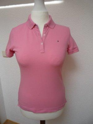 Poloshirt Tommy Hilfiger Damen Gr. s (deutsch 36) rosa