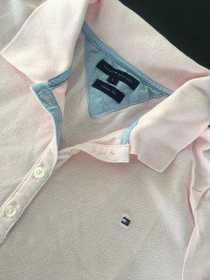 Tommy Hilfiger Polo Shirt dusky pink-light pink
