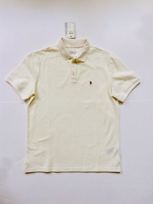 armedangels Polo Shirt white-natural white