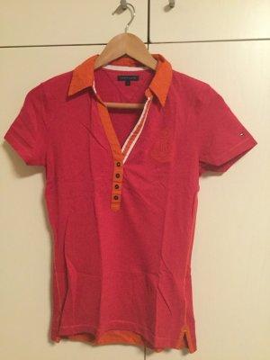Poloshirt von Hilfiger (pink)