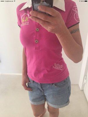 La Martina Polo rosa