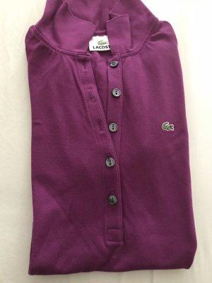 Lacoste Polo Shirt purple
