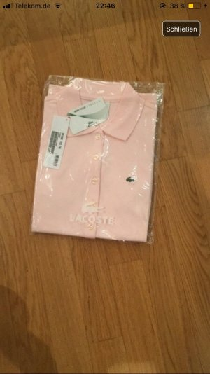 Lacoste Polo Shirt light pink-pink