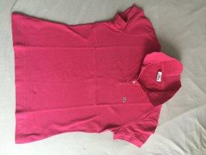 Poloshirt von Lacoste in pink
