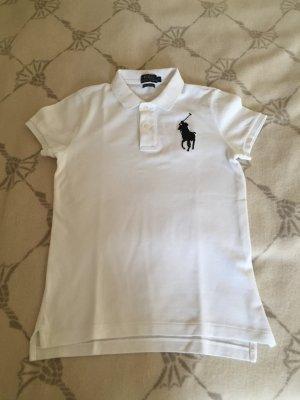 Poloshirt von Polo Ralph Lauren in weiß