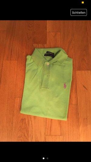 Ralph Lauren Polo verde chiaro