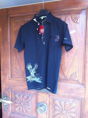 Poloshirt von SPIETH&WENSKY Grösse M schwarz