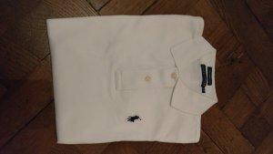 Ralph Lauren Camiseta tipo polo blanco