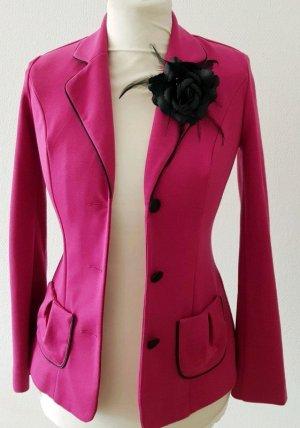 Pompöös Trouser Suit violet cotton