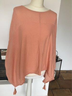 Livre Cardigan long abricot