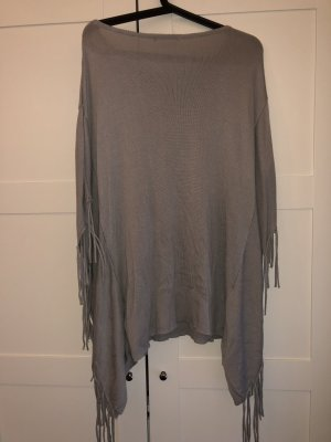 Tom Tailor Poncho grey