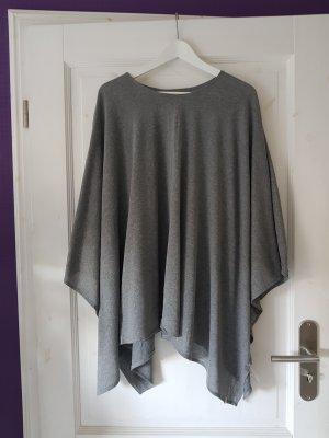 Edc Esprit Poncho gris claro