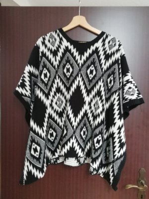 Forever 21 Poncho multicolored