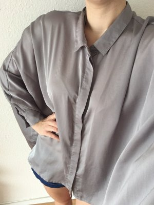 Poncho Bluse
