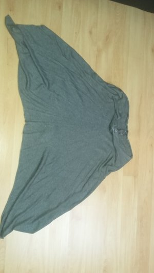 PONCHO CAP - grau - One Size