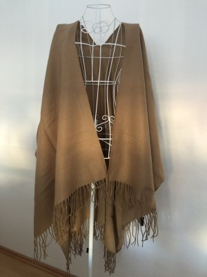 Cape beige-chameau