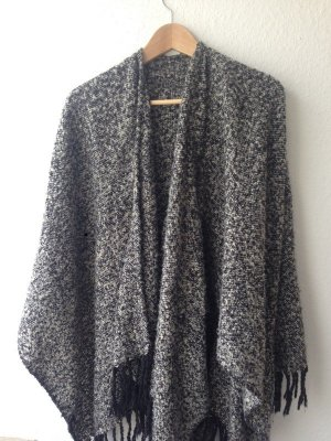 Subdued Poncho multicolored