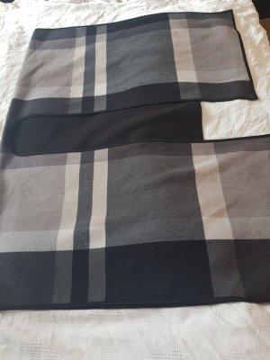 Primark Poncho nero-grigio
