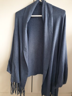 Boutique 9 Poncho grey violet-slate-gray