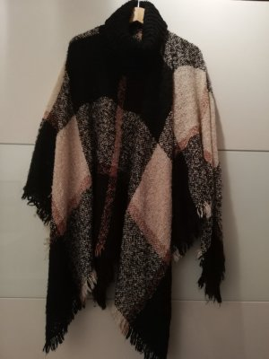 Colloseum Poncho multicolored
