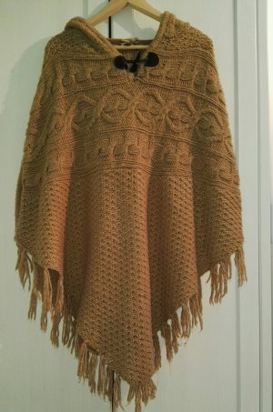 My Own Poncho camel