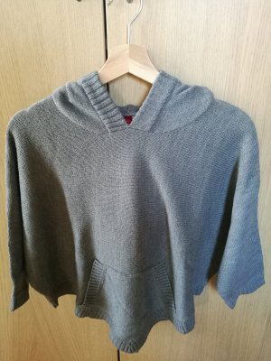 H&M Divided Poncho gris