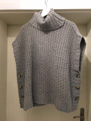 Esprit Poncho grigio