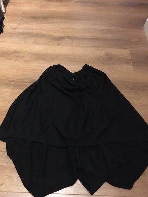 Poncho More&More One Size grau schwarz Überwurf