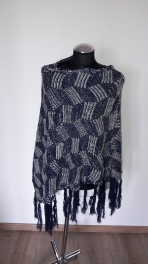 poncho noname gr. s muster