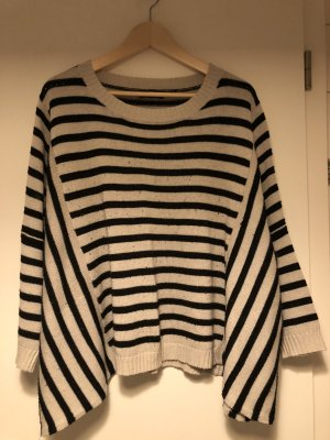 Poncho oversize Pullover