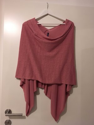 Poncho rosa Tom Tailor