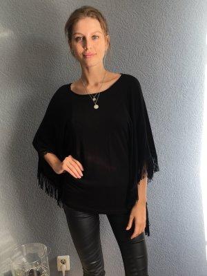 More & More Poncho negro