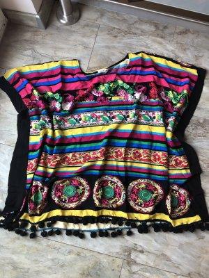 Oversized Shirt multicolored