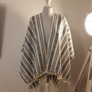 b.p.c. Bonprix Collection Poncho multicolore