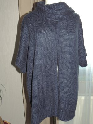 Kimono Sweater black polyacrylic