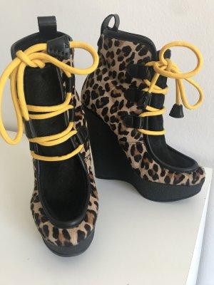 Pony Skin Boots