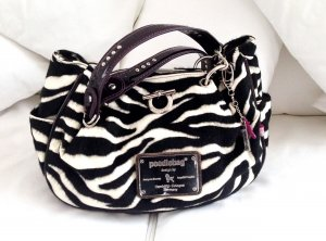 POODLEBAG Zebra Design Tasche Women´s Bag – limited