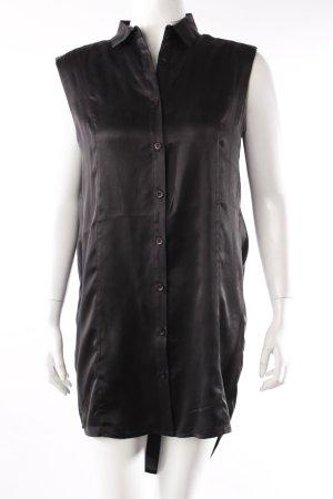 Pop cph Hemdblusenkleid Rückenausschnitt