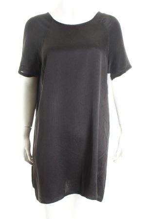 pop cph Minikleid schwarz schlichter Stil